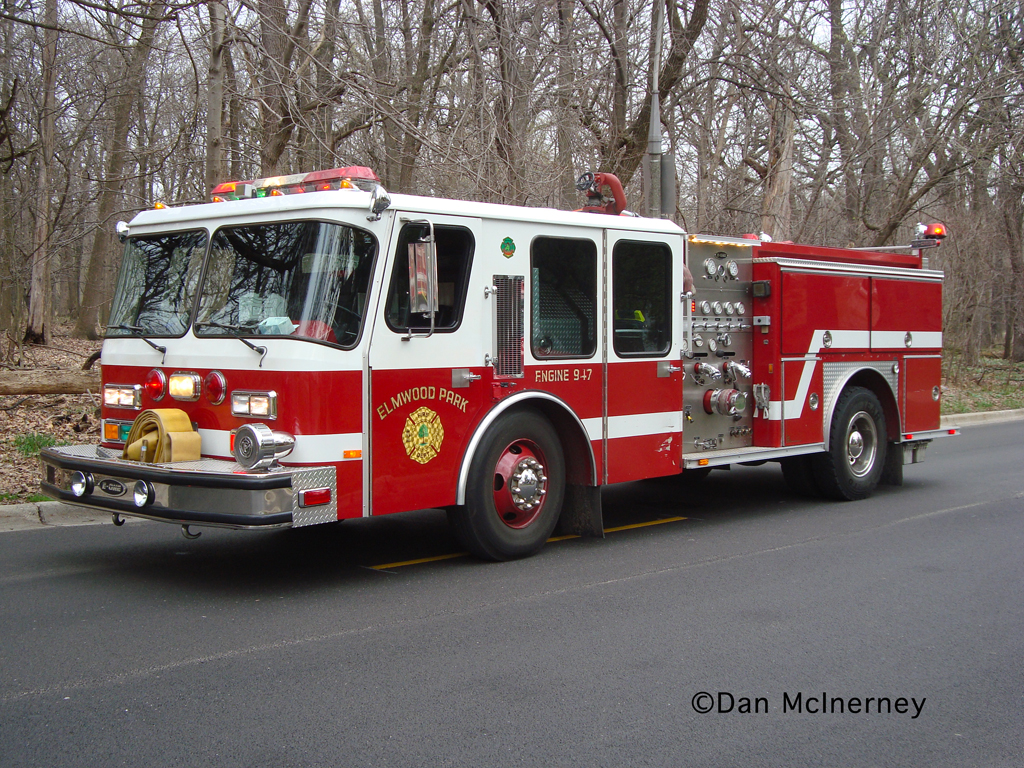 Elmwood Park Fire Department Engine 947