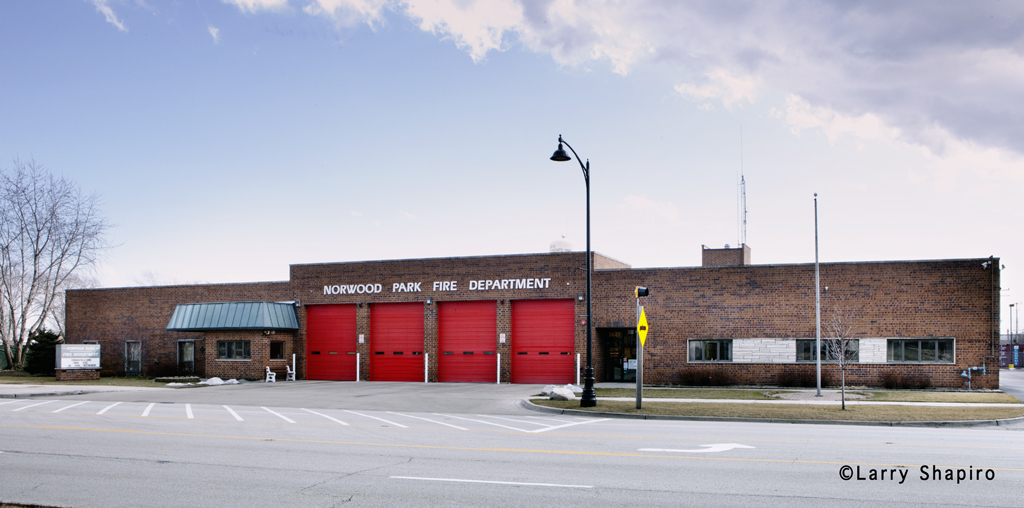 Norwood Park Fire Protection District station
