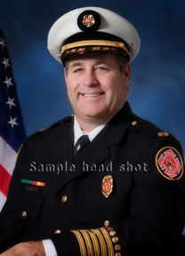 Buffalo Grove Fire Chief Terrance Vavra