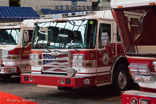 Pierce Dash CF at FDIC 2012