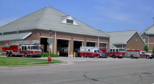 Crystal Lake Fire Station