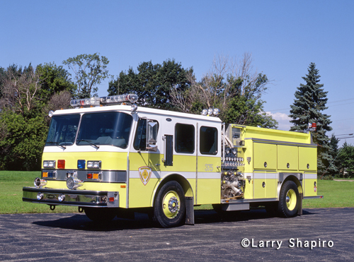 Darien-Woodridge FPD Engine 375