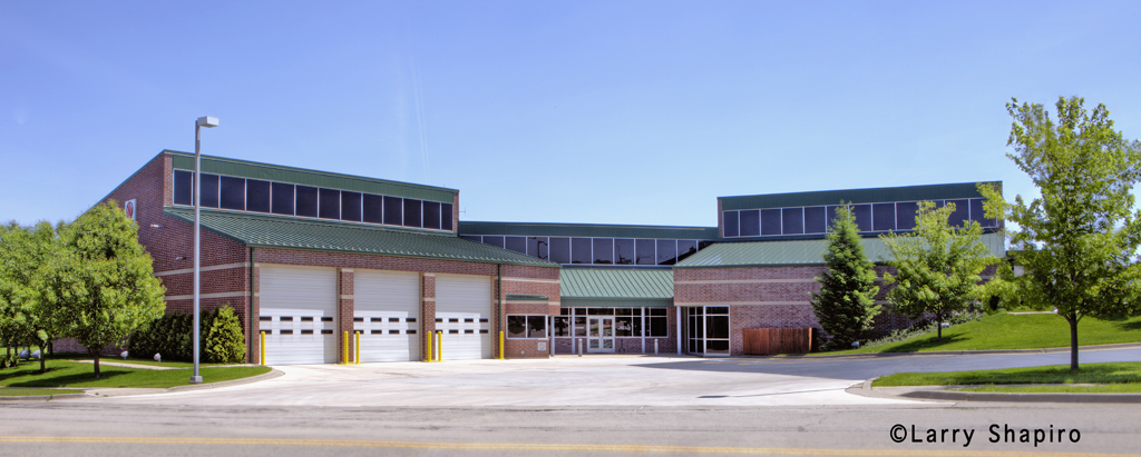 New Lenox Fire Protection District Station 1