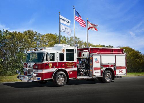 Bristol-Kendall FPD Pierce Saber engine