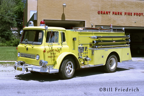 Grant Park Fire Protection District