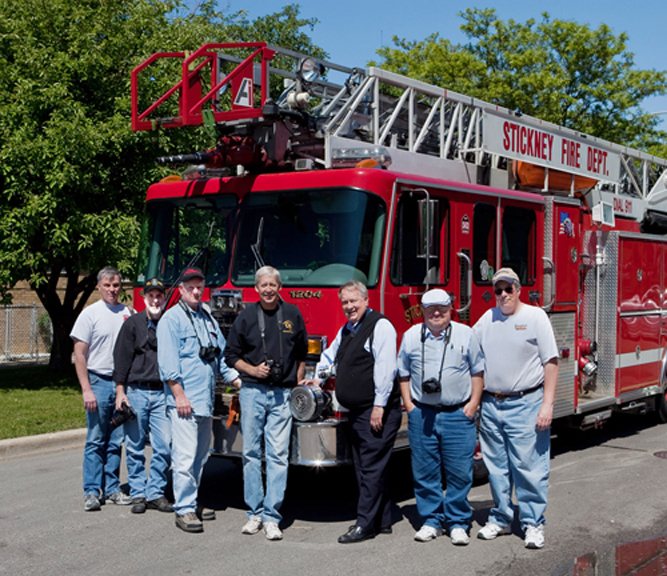 Chicago area fire apparatus photographers