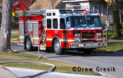 Riverside Fire Department Engine 1621