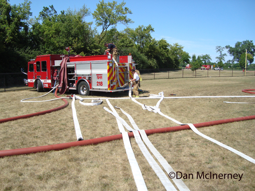 man using illegal fireworks arrested for causing large brush fire in Buffalo Grove 7-8-12