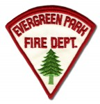 Evergreen Park Fire Department patch