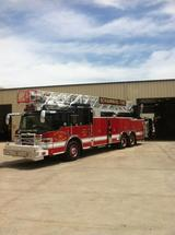 Schaumburg Fire Department Truck 53