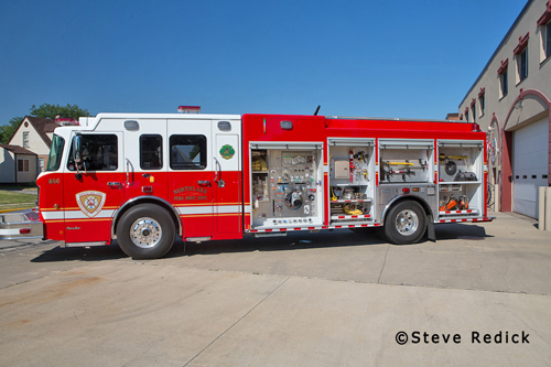Northlake Fire Protection District Engine 803
