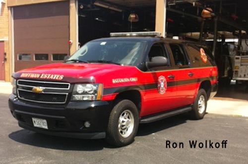 Hoffman Estates Fire Department Battalion Chief
