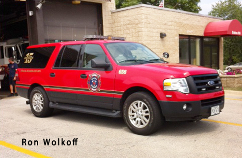 Rolling Meadows Fire Department Battalion Chief