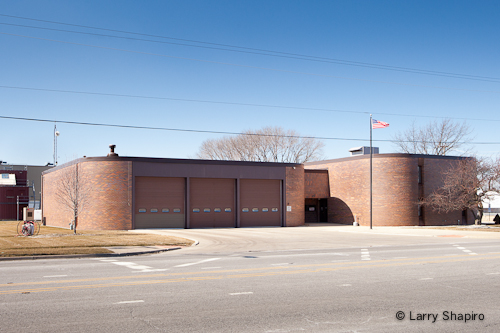 Alsip Fire Department headquarters station 1
