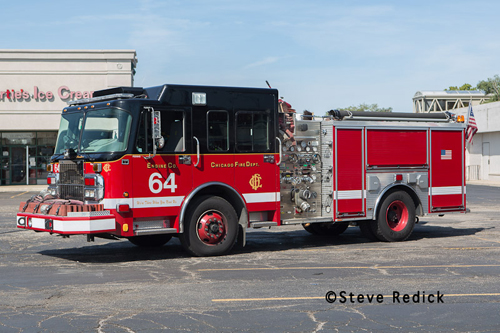 Chicago Fire Department Engine 64
