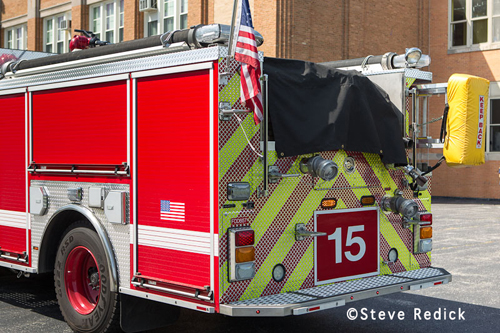 Chicago Fire Department Engine 15