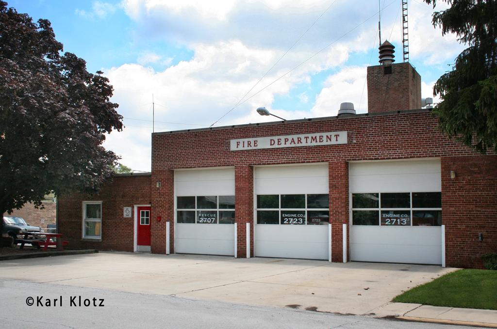 Midlothian Fire Department Station 1