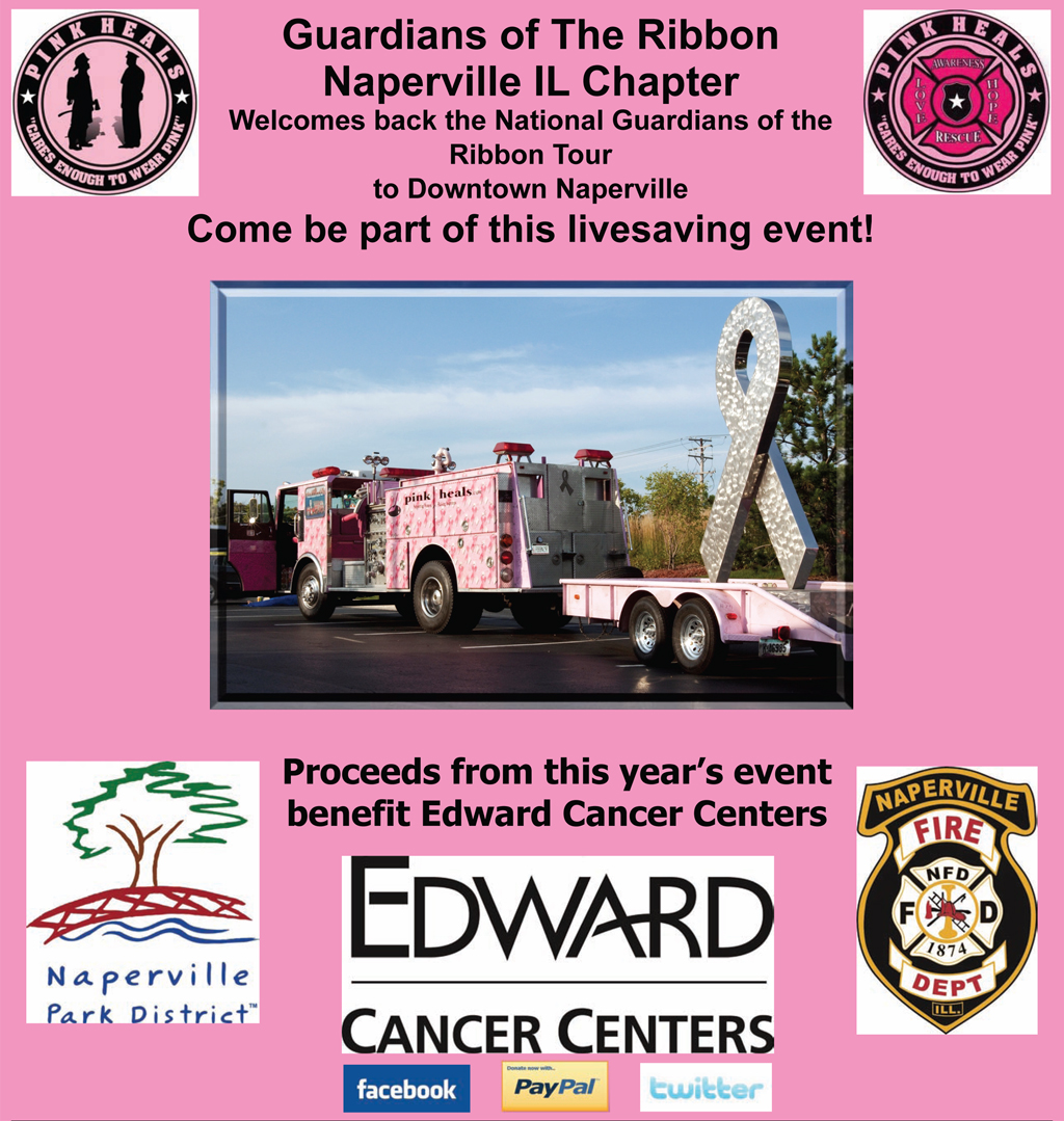 Pink Heals Tour Guardians of the Ribbon in Naperville
