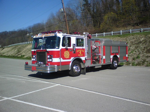 New Kensington Bureau of Fire Rescue 4
