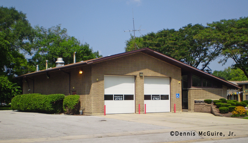 Midlothian Fire Department Station 2
