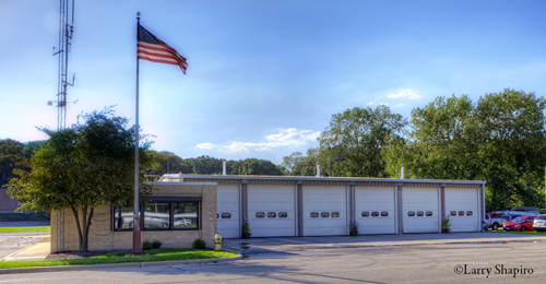 Argonne Labs Fire Station