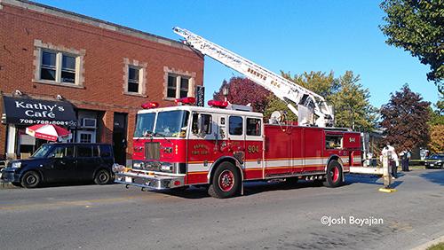 Berwyn Fire Department 9-28-12