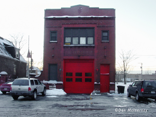 Chicago Fire Department Engine 77's last day