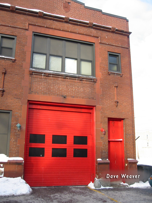 Chicago Fire Department Engine 77's last day in service