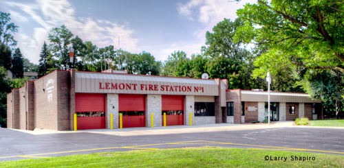 Lemont Fire Protection District Headquarters fire station