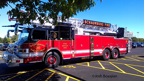 Schaumburg Fire Department Truck 52