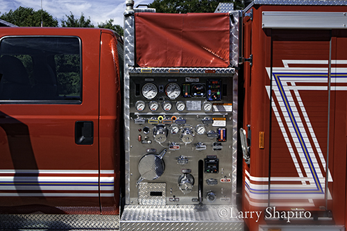 Tri-State FPD Crimson mini-pumper