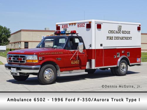 Chicago Ridge Fire Department