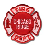 Chicago Ridge Fire Department patch