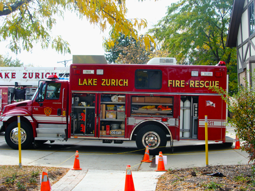 Lake Zurich Fire Department Open House
