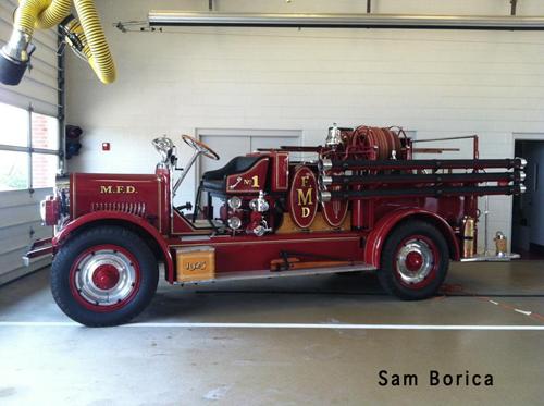 Mundelein Fire Department 2012 Open House