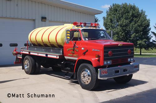 Manhattan FPD tanker 1227