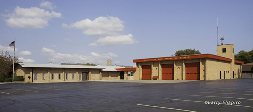 North Palos Fire Protection District Headquarters Station 1