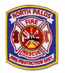 North Palos Fire Protection District patch