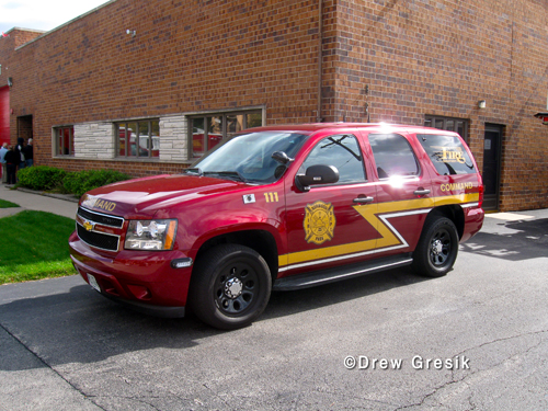 Norwood Park FPD Car 111
