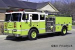 St. Charles Fire Department Seagrave engine