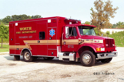 Worth Fire Department