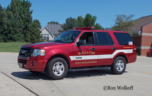 Wheaton Fire Department