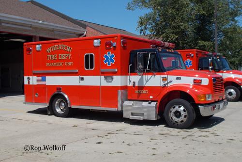 Wheaton Fire Department