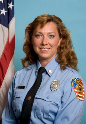 Bristol Kendall FPD Firefighter Dawn Brown