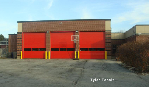 Cicero Fire Department Station 3