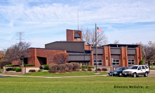 Crete Fire Department Station 2