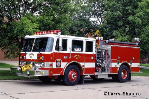 Deerfield Bannockburn Fire Protection District