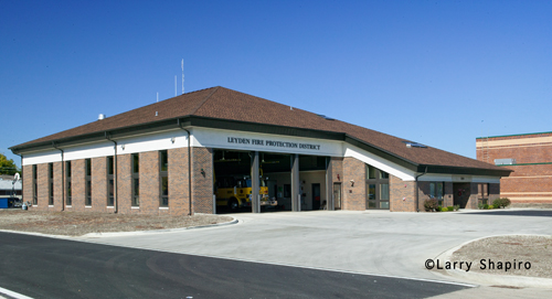 Leyden Fire Protection District station