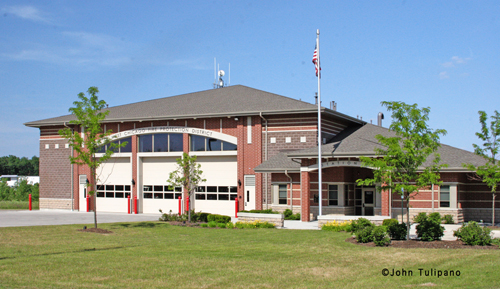 West Chicago Fire Protection District Station 5