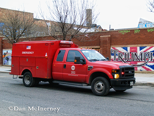 CTA Emergency Response Unit